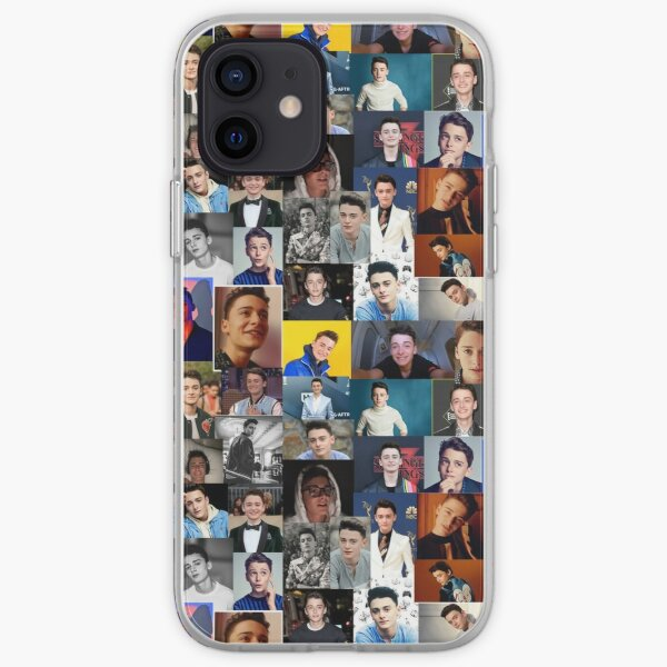 Noah Schnapp Coque souple iPhone