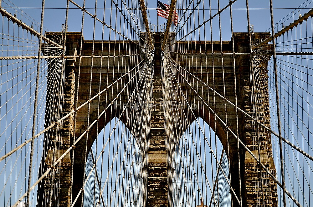 Brooklyn Bridge by HeatherMScholl