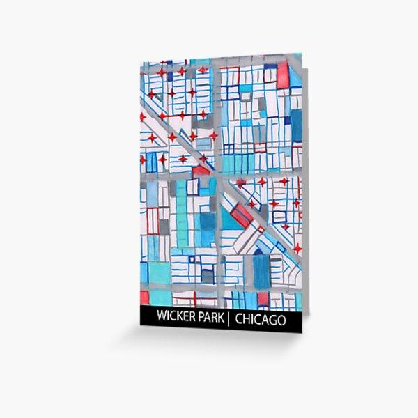 Wicker Park Greeting Card
