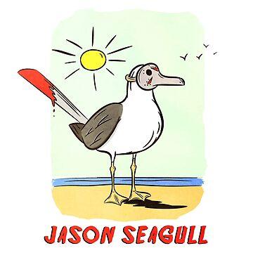 Jason Seagull by NeilWolf