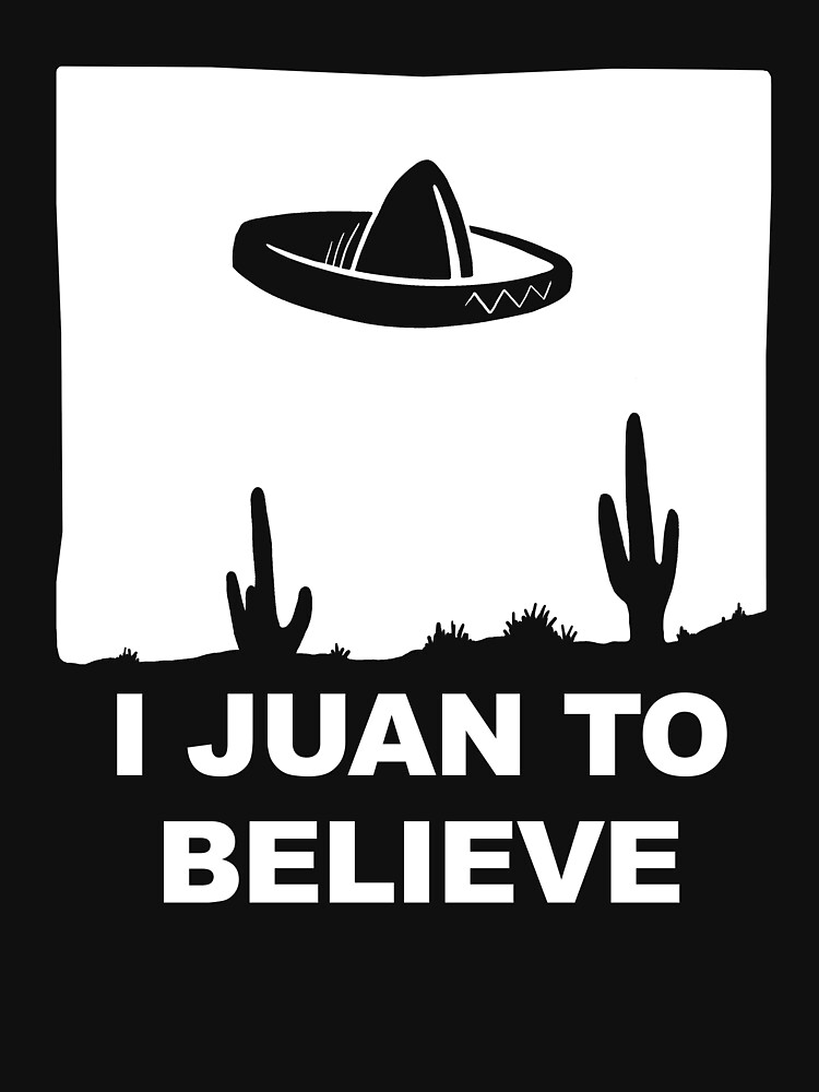 I Juan To Believe by pacalin