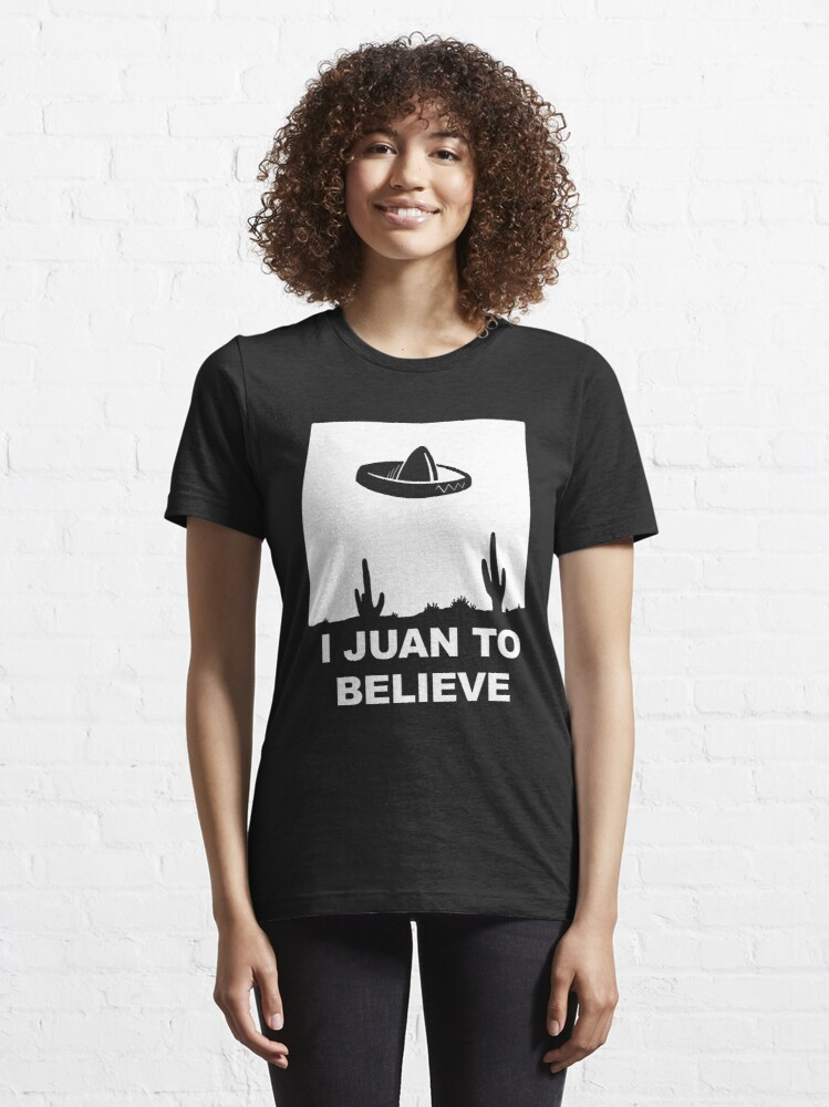 Alternate view of I Juan To Believe Essential T-Shirt