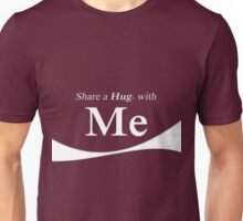 Share a Hug with Me Unisex T-Shirt