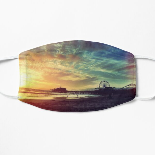 Santa Monica Sunset Mask