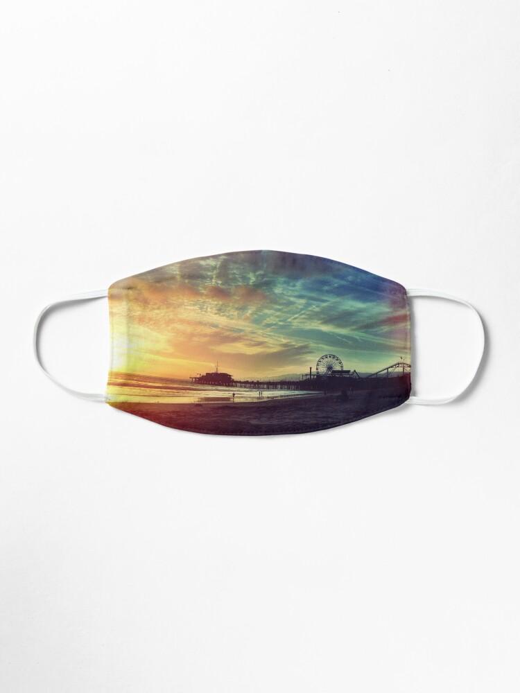 Alternate view of Santa Monica Sunset Mask