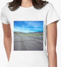 Mountain Highway Womens Fitted T-Shirt
