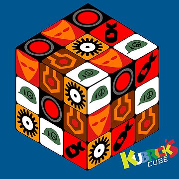 Kubrick Cube by belly5t