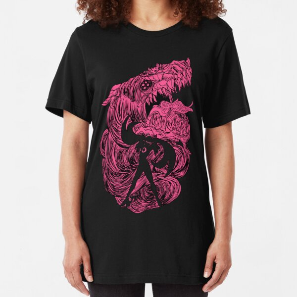 Bayonetta: Gomorrah Summon Slim Fit T-Shirt