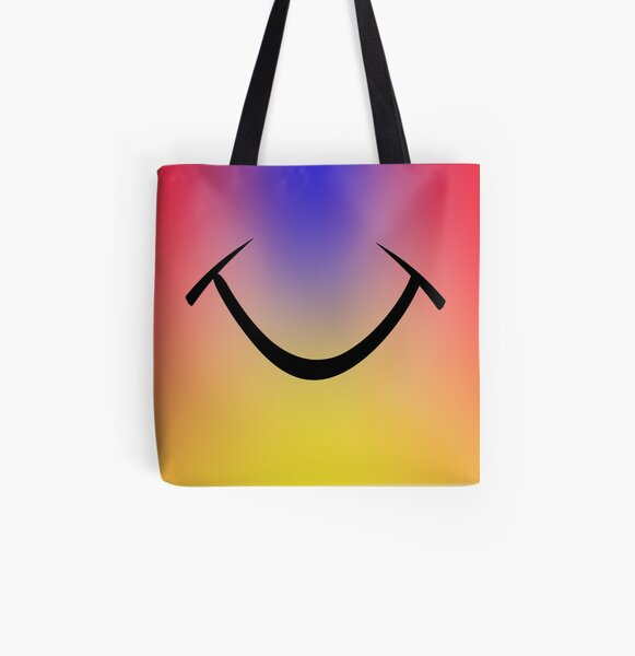 Happy smile 1 All Over Print Tote Bag