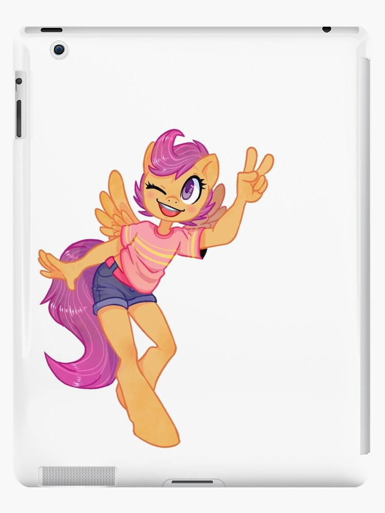 My Little Pony Friendship Is Magic Scootaloo Ipad Case Skin By Hektious Redbubble Mermaids appear in the folklore of many cultures worldwide, including the near east, europe, asia, and africa. my little pony friendship is magic scootaloo ipad case skin by hektious redbubble