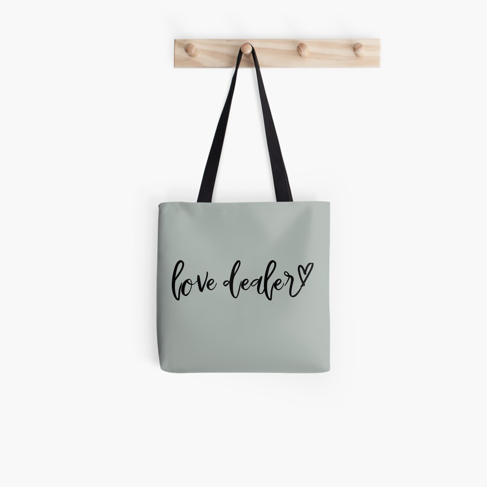 Love Dealer Tote Bag