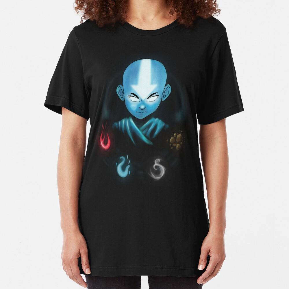 The Four Elements Slim Fit T-Shirt