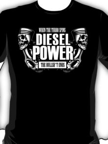 Diesel Truck: T-Shirts & Hoodies | Redbubble