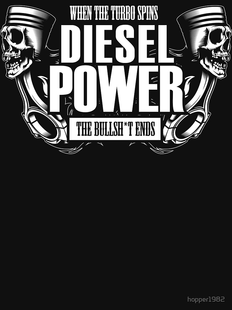 Diesel Power | Unisex T-Shirt