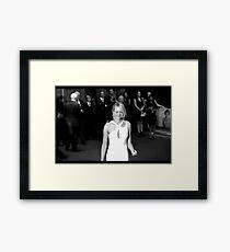 Naomi Watts Framed Print
