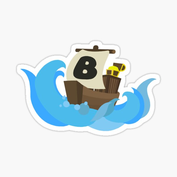 How To Build A Burger Boat In Roblox Build A Boat For Treasure Youtube Funneh Stickers Redbubble
