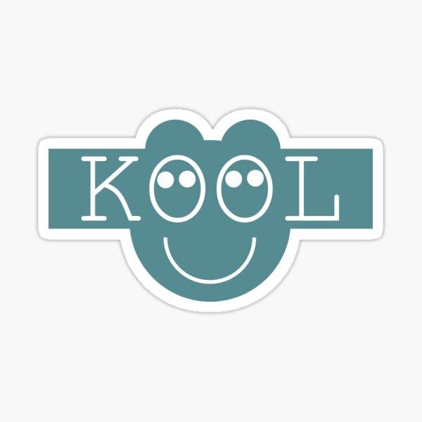 KOOL Sticker