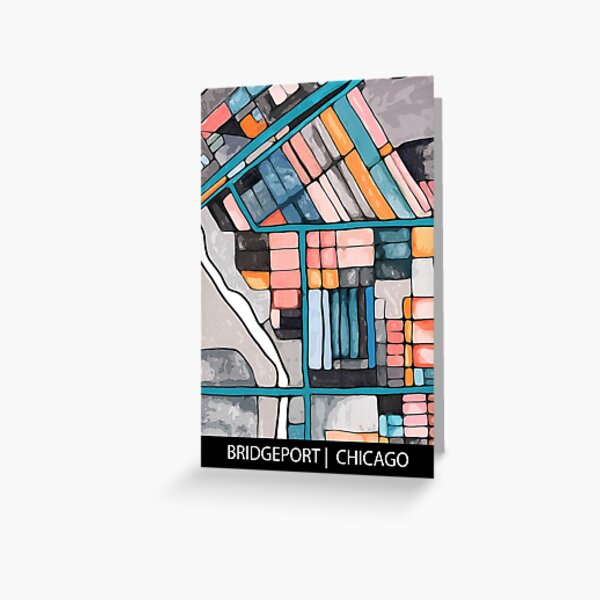 Bridgeport Greeting Card