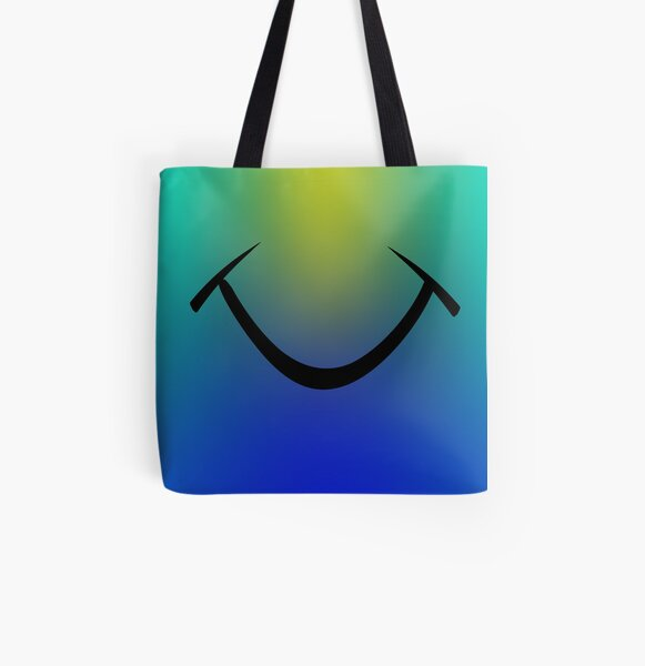 happy smile All Over Print Tote Bag