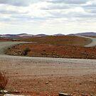 Flinders Ranges S bend by Fizzgig7