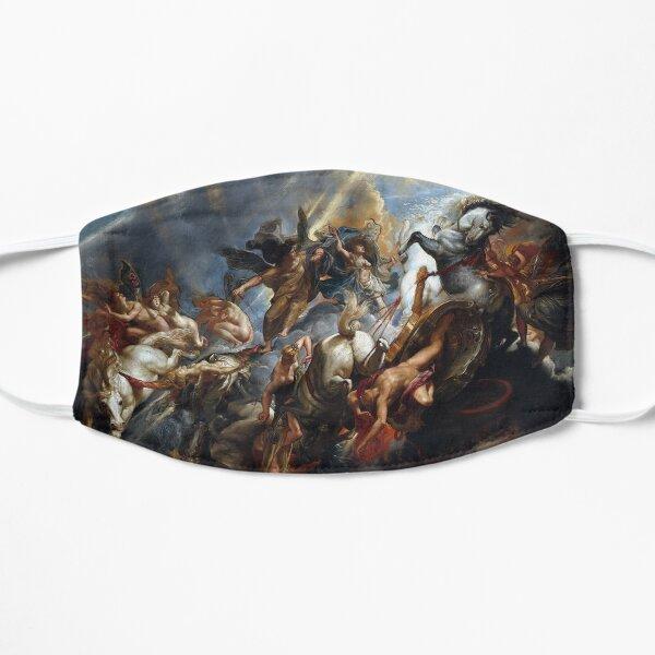 Peter Paul Rubens The Fall of Phaeton Flat Mask
