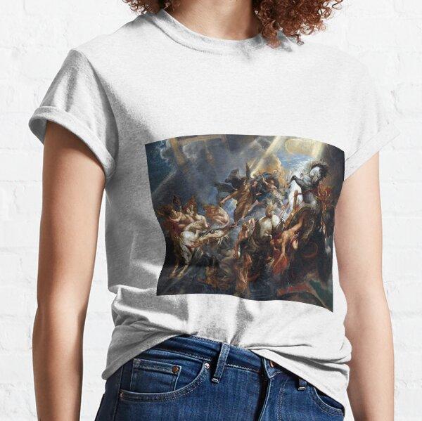Peter Paul Rubens The Fall of Phaeton Classic T-Shirt