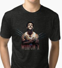 Wolverine - Weapon X Tri-blend T-Shirt