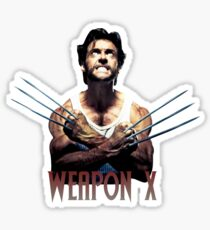 Wolverine - Weapon X Sticker