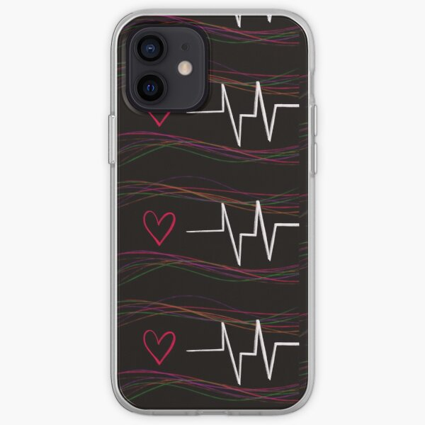 Life of a Heart Beat iPhone Soft Case