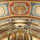 Canadian pipe organ by Jenny Setchell