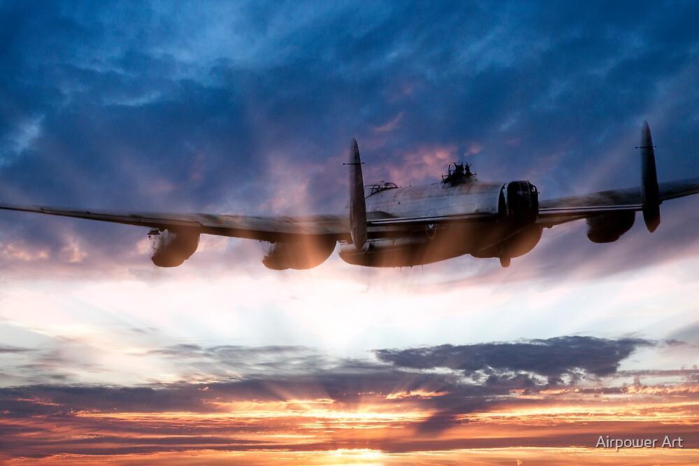 Lancaster Ray of Light by J Biggadike