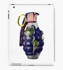 """Grenade""  iPad Case/Skin"