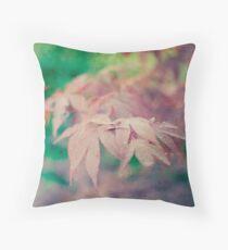 """Secrets of Mid-Autumn"" Throw Pillow"
