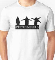 Reichenfeels -Sherlock - Reichenbach fall  T-Shirt
