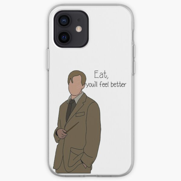 Remus Lupin, Eat. iPhone Soft Case