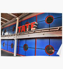 TATE Nautical Poster