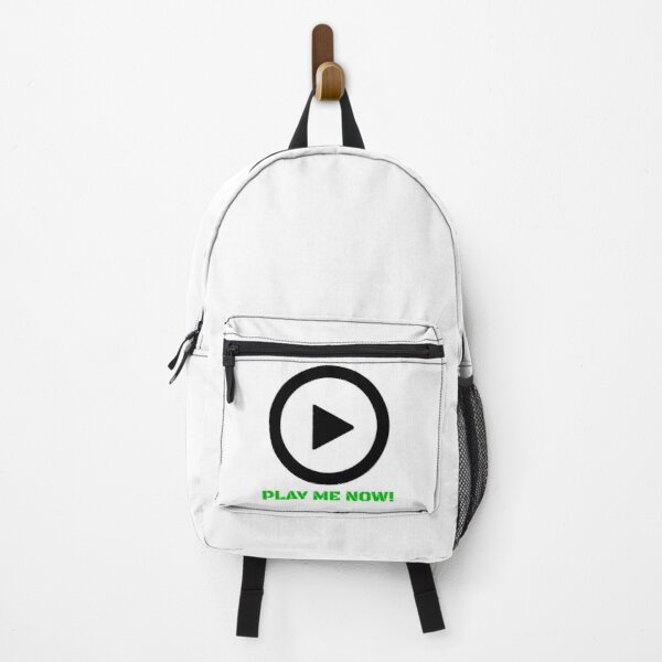 Play me now! Backpack