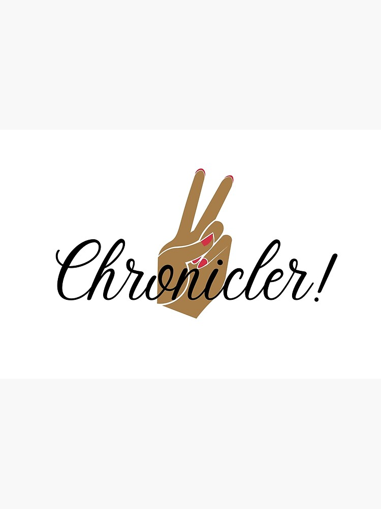 Chronicler Brand by JannGirl