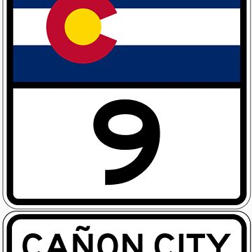 CO-9 CAÑON CITY by NewNomads
