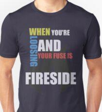 Fireside Unisex T-Shirt