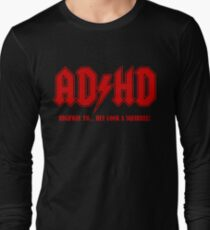 ADHD Highway to Hey! T-Shirt