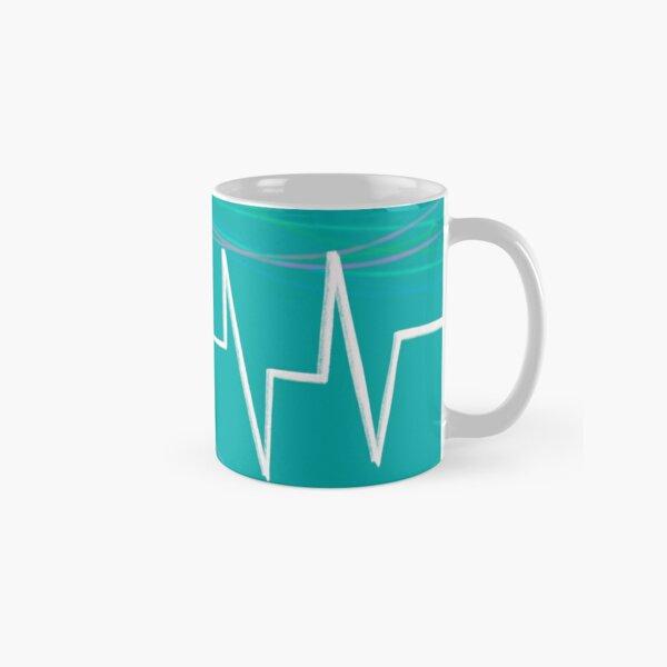 life of a heatbeat Classic Mug