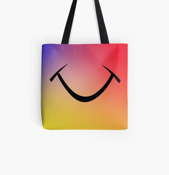 happy smile 4 All Over Print Tote Bag