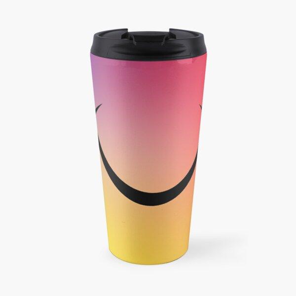 happy smile 4 Travel Mug