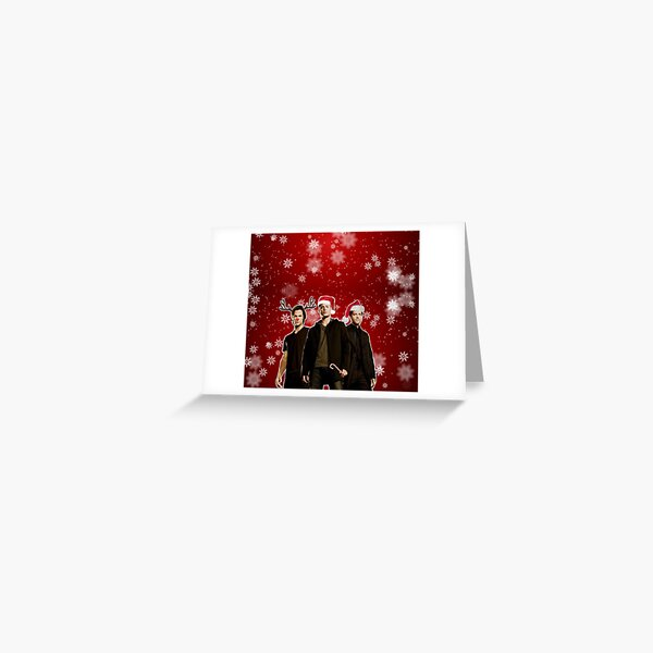 Supernatural Tv Greeting Cards