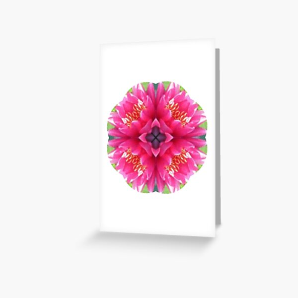 Water Lily1 Greeting Card