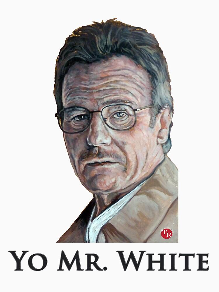 Yo Mr. White by donnaroderick