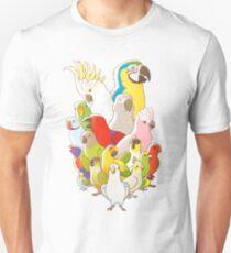 Parrot Party Unisex T-Shirt