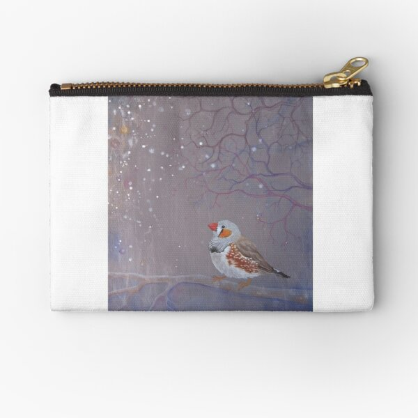 Little Finch Zipper Pouch