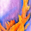 Desert Abstraction I by Pamela  Senzee